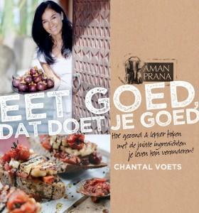 Amanprana kookboek Chantal Voets Eet goed dat doet je goed