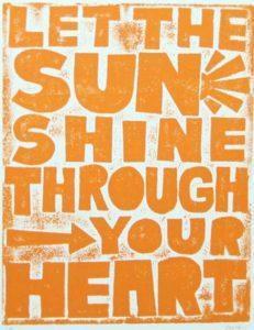 Quote over de zon