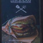 Het boek 'The Dutch Weedburger' van Lisette Kreischer