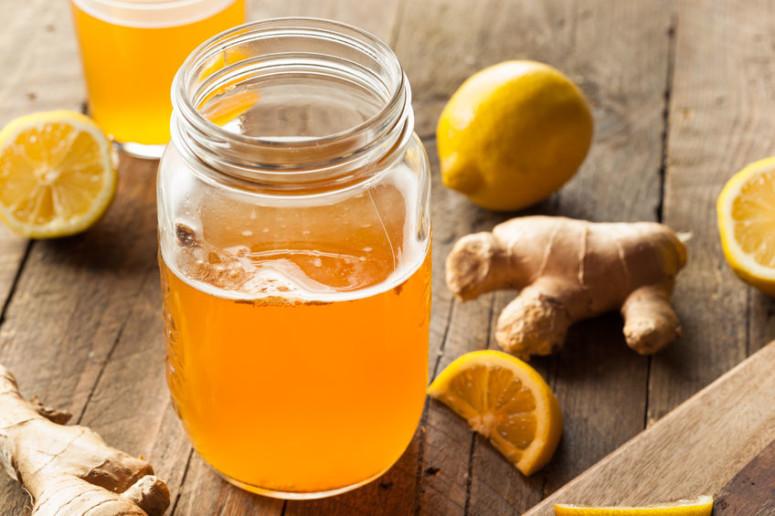 Heerlijk kombucha recept, gefermenteerde thee