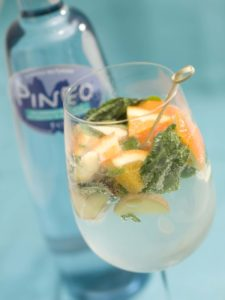 Pineo water eko respect fruit
