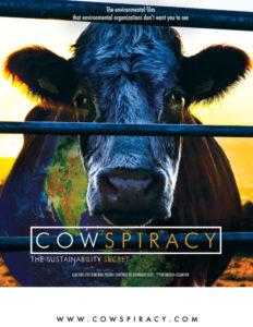 Aanrader van Martine Prenen: ''Cowspiracy: The Sustainability Secret''