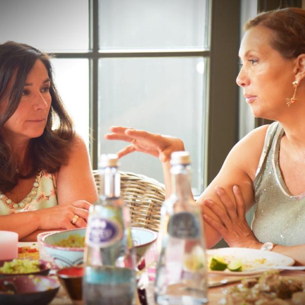 Martine Prenen goes vegan; een interview over vegan leefwijze, plannen, inspiratie, gezin, menopauze en positiviteit
