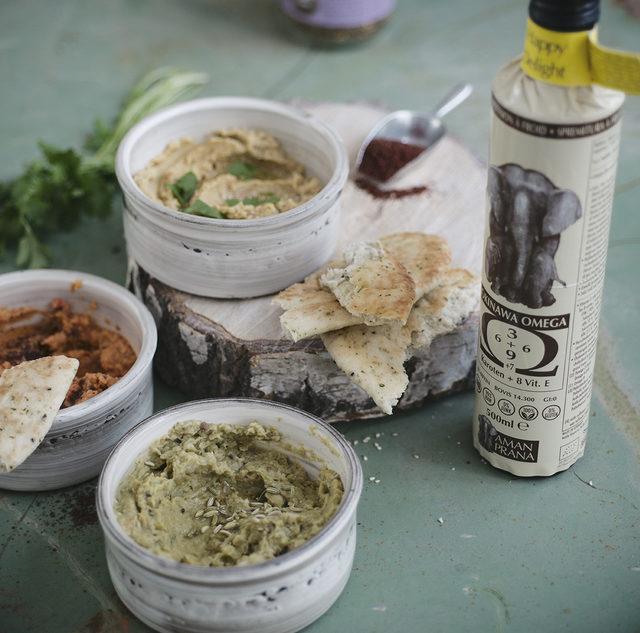 Vegan gerecht favoriet bij Martine Prenen: Hummus