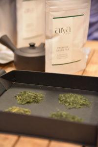 Premium groene thee