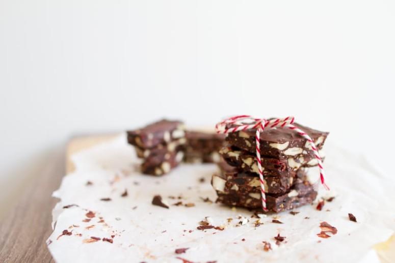 Chocolade: geen detox maar retox. Eten wat je zelf wilt