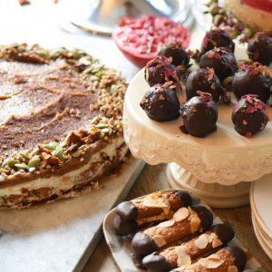 Recept voor een heerlijke glutenvrije karamel-chocoladetaart