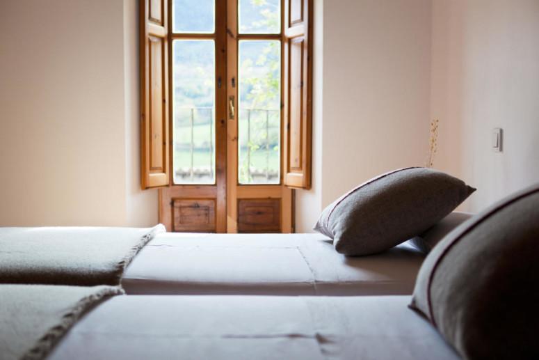 Casa Rural in Spanje. Producten van Teixidors