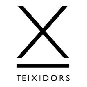 Het logo van Teixidors: duurzaam textiel