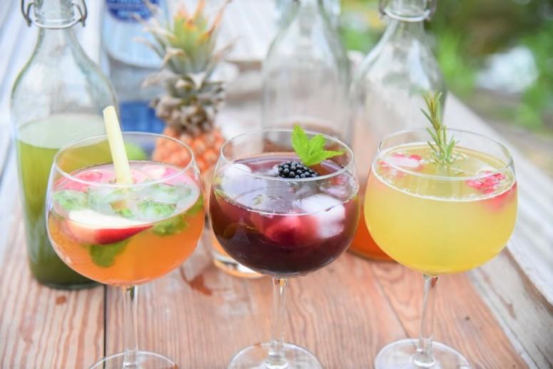 Recepten voor een alcoholvrije cocktail: de mocktail