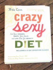 Crazy Sexy Diet kookboek Kriss Carr