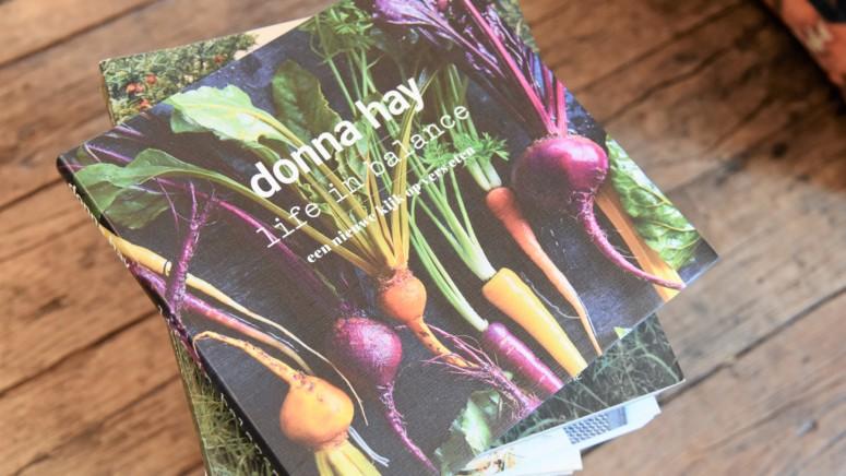 Kookboeken van Chantal Voets, Donna Hay