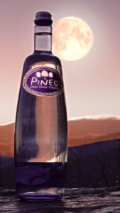 Maanwater van Pineo