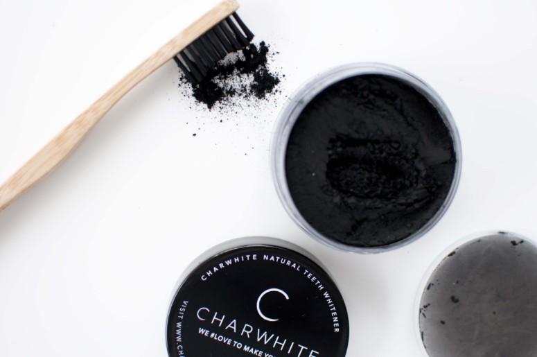 Charwhite zwarte charcoal/actieve kool
