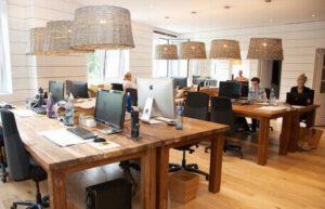 Duurzame kantoren voor Amanprana