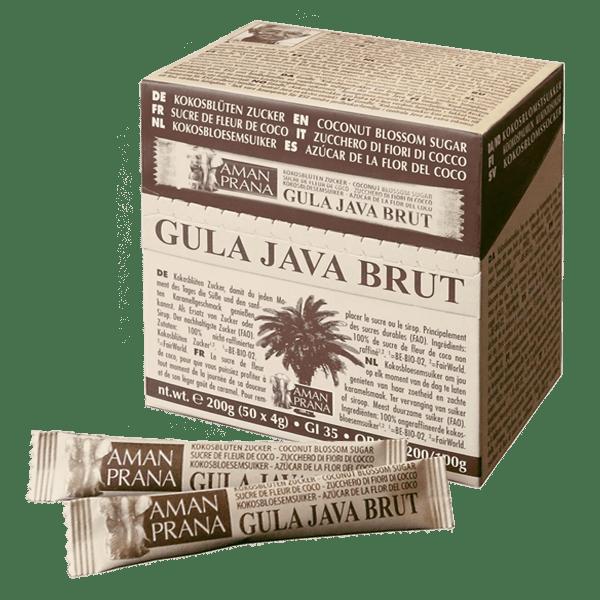 Gula Java Brut Suikersticks, Amanprana